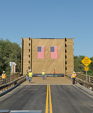 SPS Earns 2017 ACEC Silver Award for Historic Chatham Drawbridge Restoration